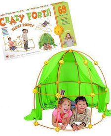 CRAZY FORTS - FLEXI FORTS (69 PCS)