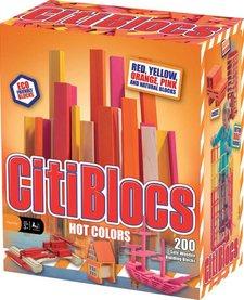ALEX:  CitiBlocs Hot Colors 50pc 15
