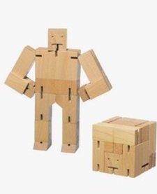 AREAWARE: Medium Cubebot (natural)