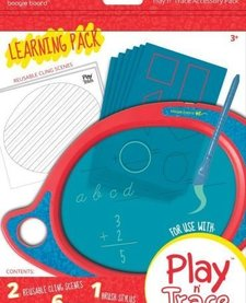 BOOGIE BOARD: PLAY AND TRACE TRAVEL BAG LEARNING PACK