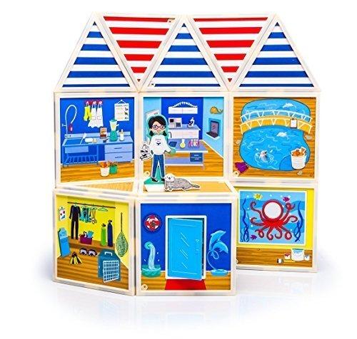 BUILD AND IMAGINE BUILD & IMAGINE: MARINE RESCUE CENTER