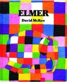Elmer - Hardcover Book