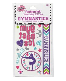 3C4G TATTOOS: GYMNASTICS