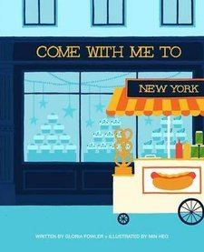 COME WITH ME TO NEW YORK BOOK
