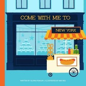 INGRAM COME WITH ME TO NEW YORK BOOK