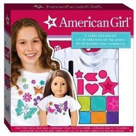 AMERICAN GIRL:  T-Shirt Design Kit