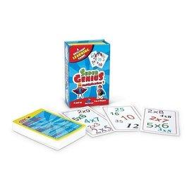 BLUE ORANGE GAMES: Super Genius Multiplication