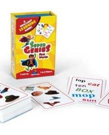BLUE ORANGE GAMES: Super Genius First Words