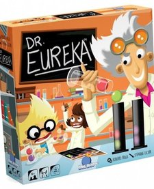 BLUE ORANGE GAMES: DR. EUREKA!
