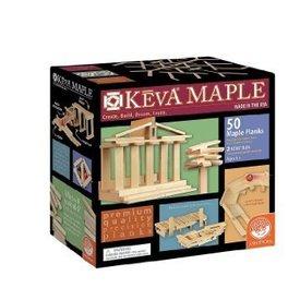 KEVA MAPLE: 50 PIECE PLANK SET