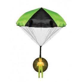 AEROMAX: Flashing Light-Up Tangle Free Toy Parachute