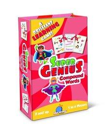 BLUE ORANGE GAMES: Super Genius Compound Words