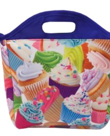 ISCREAM:  CUPCAKES LUNCH BAG