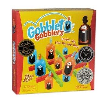 BLUE ORANGE GAMES: GOBBLET GOBBLERS (WOOD)
