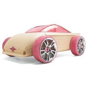 AUTOMOBLOX: C9-P Sportscar Pink Mini