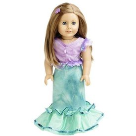 Doll Dress Mermaid