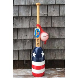 BUOY SPORTS LLC BUOY BAT - STARS AND STRIPES