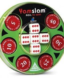 BLUE ORANGE GAMES:  POCKET YAMSLAM