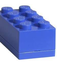 LEGO LUNCH BOX 8 (RED)