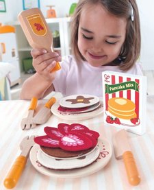 HAPE:  Pancakes
