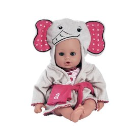 BATH TIME BABY - ELEPHANT