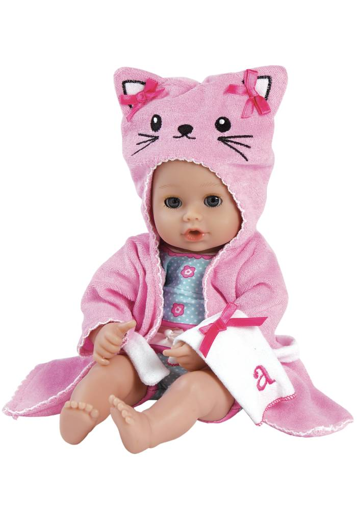 BATHTIME BABY - KITTY