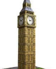 Big Ben Clock - 3D/216 PC