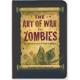 PETER PAUPER THE ART OF WAR FOR ZOMBIES