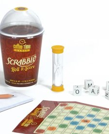 Coffee Time Scrabble