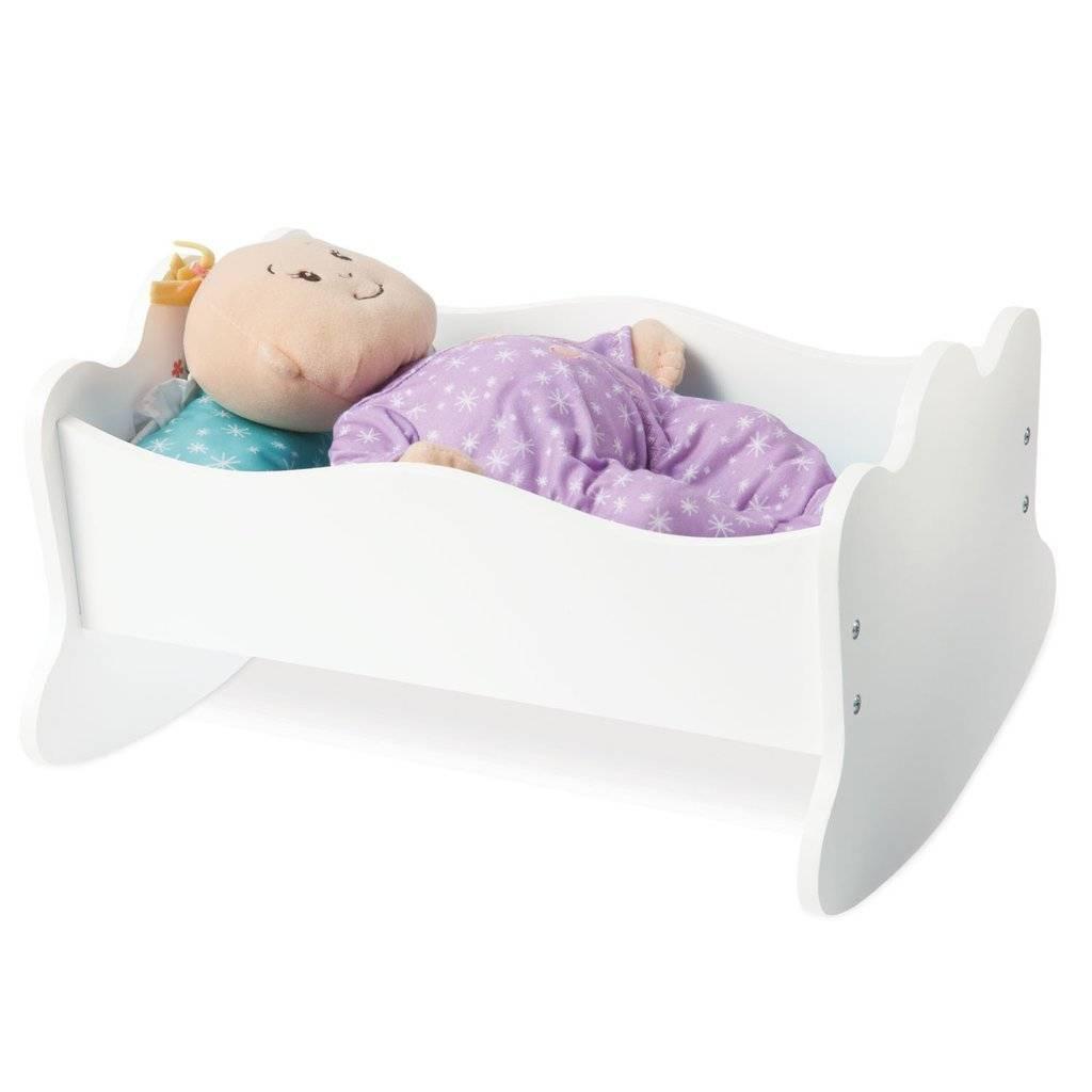 Baby Stella Time to Sleep Cradle