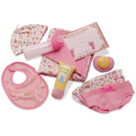 MANHATTAN TOY:  Baby Stella Bringing Home Baby Set
