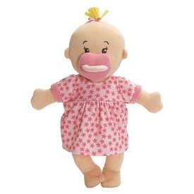 MANHATTAN TOY: Wee Baby Stella Peach Doll