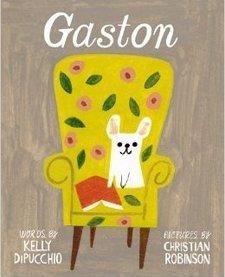 GASTON BOOK