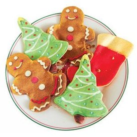 DCI ASSORTED Christmas Cookie Yummypockets