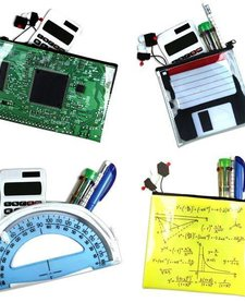GEEK POCKETS:  CIRCUIT BOARD
