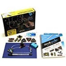ELECTRON INKS CIRCUIT SCRIBE:  MAKER KIT (17 PC)