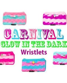 AMERICAN JEWEL: GLOW IN THE DARK WRISTLET (WITH LED UV LIGHT)