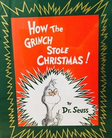 HOW THE GRINCH STOLE CHRISTMAS - DELUXE EDITION