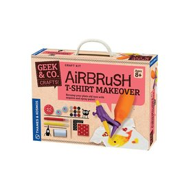 Airbrush T-Shirt Makeover