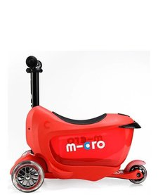 MICROKICKBOARD:  MINI 2 GO DELUXE - RED