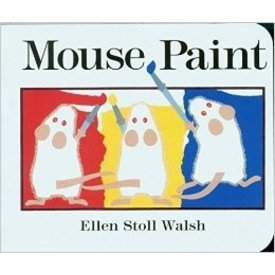 MOUSE PAINT BOARD BOOKS