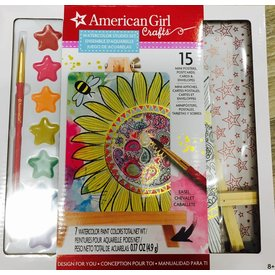 AMERICAN GIRL WATERCOLOR SET