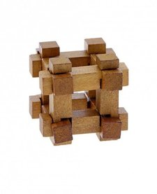 DARWIN'S CHEST PUZZLE