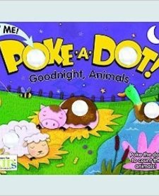 POKE A DOT:  GOODNIGHT ANIMALS