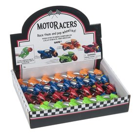 GANZ GANZ:  PULL BACK MOTORCYCLE RACER