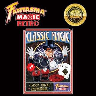 FANTASMA TOYS CLASSIC MAGIC TIN