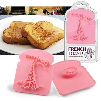 FRED AND FRIENDS FRED AND FRIENDS:  FRENCH TOAST BREAD STAMPER