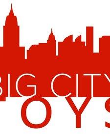 BIG CITY TOYS TEES:  #ULTRARARE - M