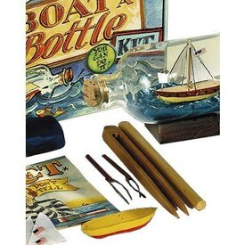 AUTHENTIC MODELS AUTHENTIC MODELS: BOAT IN A BOTTLE