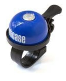 NUTCASE: Bold Blue Thumbdinger Bell